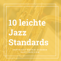10 leichte jazzstandards